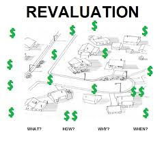 Revaluation clipart