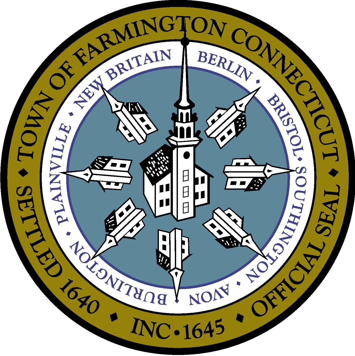 Town of Farmington Seal