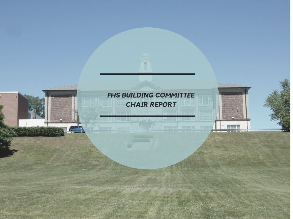 Chair Report